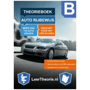 Auto Theorieboek 2019 Rijbewijs B - Auto Theorie Boek 2019 Auto Theorie Leren voor het Auto Theorie CBR Examen