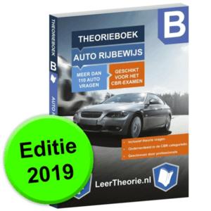 Auto Theorieboek - Theorieboek Auto Rijbewijs B - Theorie Leren Auto