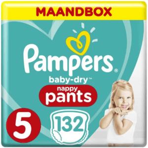 Pampers Baby-Dry Pants Luierbroekjes - Maat 5