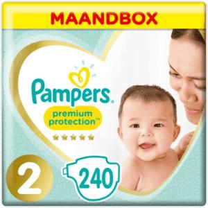 Pampers Premium Protection Luiers - Maat 2