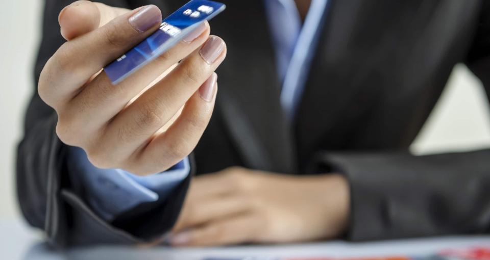 Zakelijke creditcard aanvragen